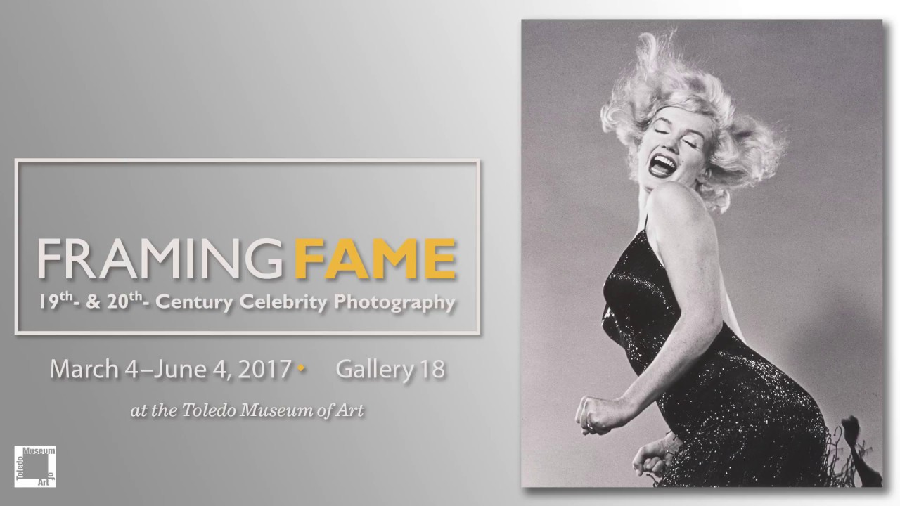 Framing Fame: 19th- & 20th-century Celebrity Photography - YouTube