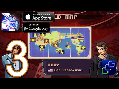 Super Blackjack Battle II Turbo Edition - The Card Warriors iOS Walkthrough - Part 3 - Single Player