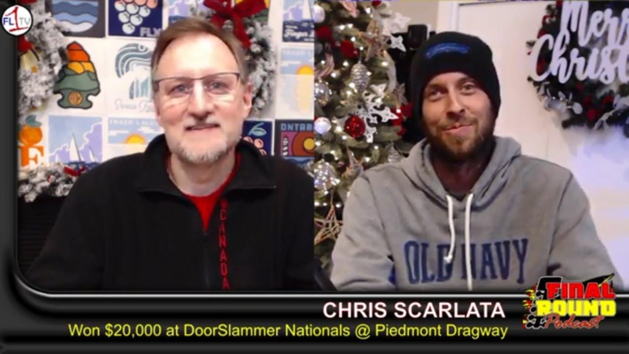 Chris Scarlata live in studio ..::.. The Final Round Podcast #075