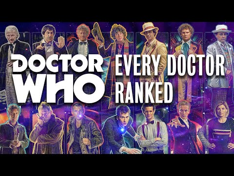 Download Which Doctor 1-13 is Best? | EVERY DOCTOR WHO RANKED