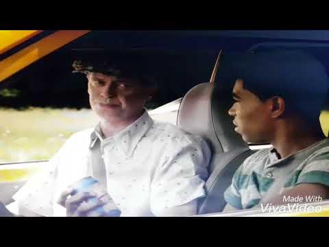 Grown Ups 2 Driving Test Scene