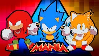 What's up With: Sonic Mania!