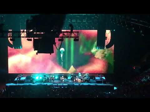 Roger Waters Time Live Portland Oregon Moda Center 6/25/17 Us and Them Tour