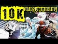 ALL IN 10,000+ ORB SUMMON FOR MANGA CHARACTERS [Bleach Brave Souls]