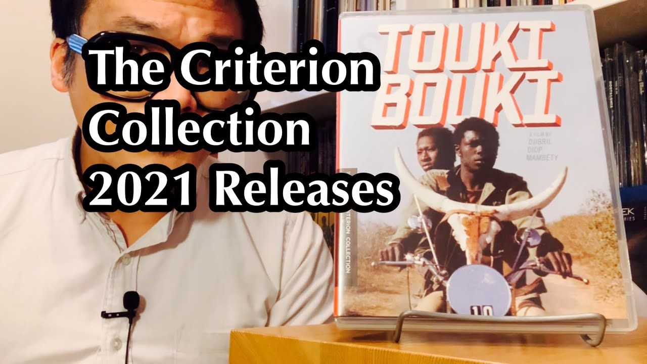 Download Criterion Collection 2021 Releases: TOUKI BOUKI (Spine No. 685)