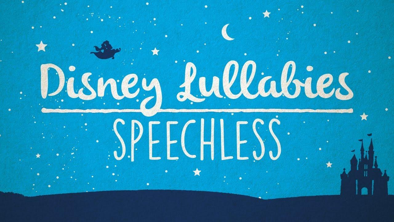 Speechless Aladdin Lullaby Rendition Youtube