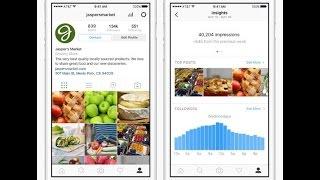 Como mudar o perfil do instagram para um perfil comercial
