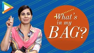 What's In My Bag With Kirti Kulhari | S01E05 | Fashion | Lifestyle | Bollywood Hungama