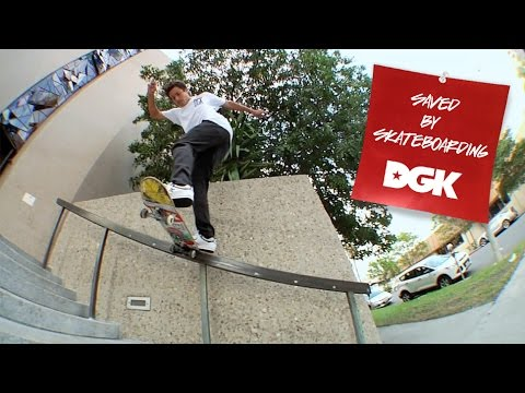 DGK's newest skate video showcasing the squad