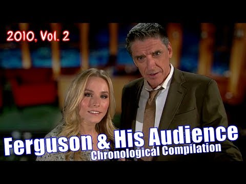 Craig Ferguson & His Audience, 2010 Edition, Vol. 2