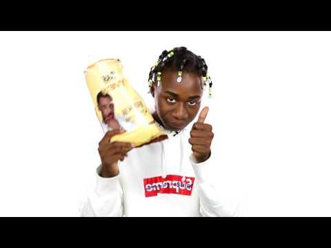 "Zay Hilfigerrr Taste Tests Fabolous Rap Snacks ""New York Deli Cheddar"" and Gives Honest Review"