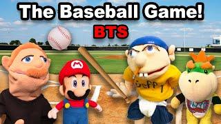 SML Movie: The Baseball Game! BTS
