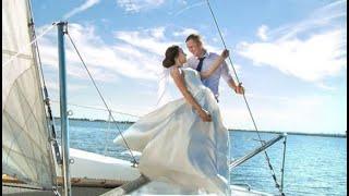 Свадебная прогулка на яхте SIR