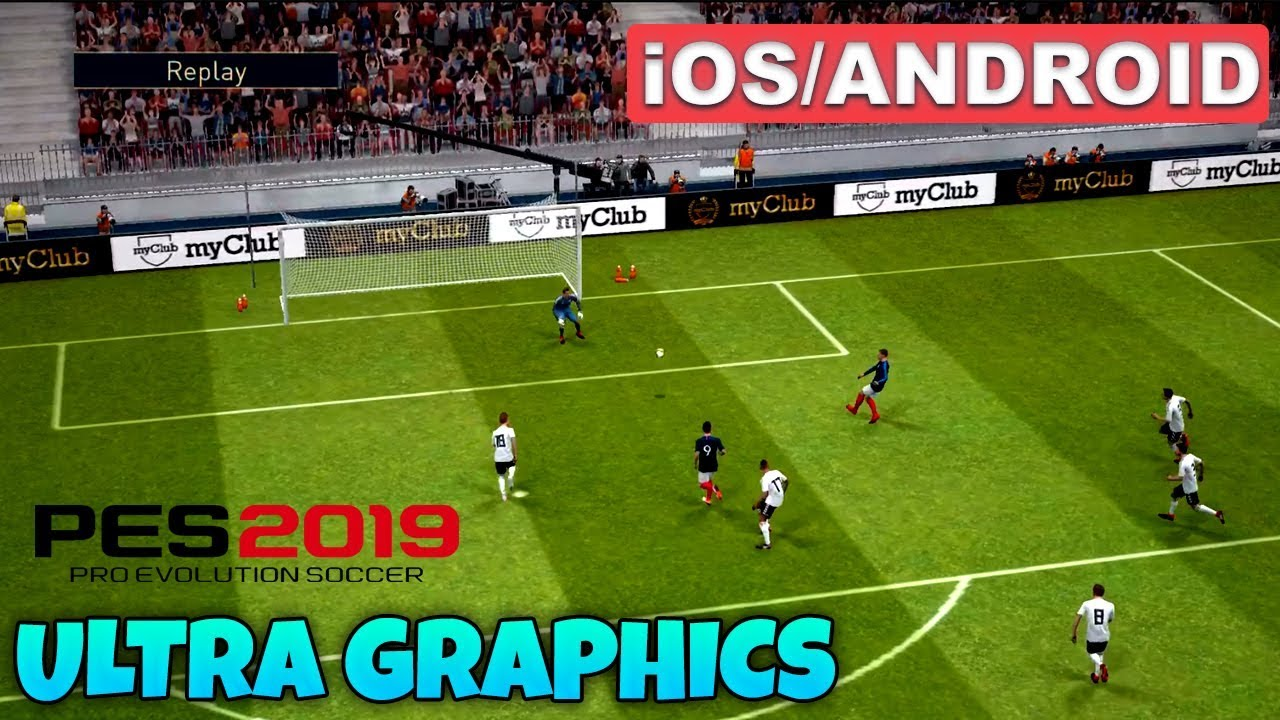 PES 2019 Mobile Cheats - Tips for getting more myclub coins hack