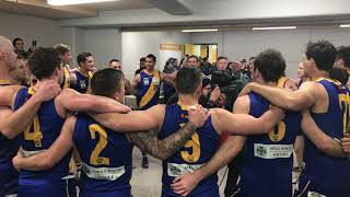 VFL team song v Geelong - Round 20