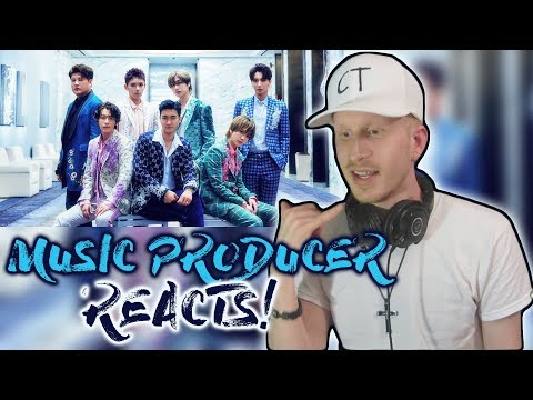 Music Producer Reacts to SUPER JUNIOR 슈퍼주니어 X REIK One More Time Otra Vez