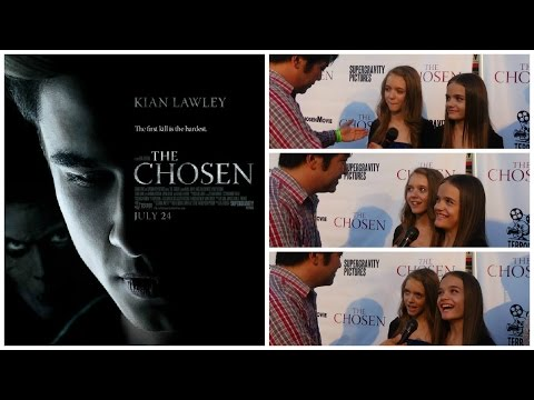 with Mykayla Sohn and Hannah Sohn for The Chosen