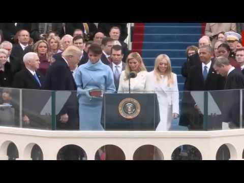 Ar JAV Prezidentas Trump jau išdavė pažadus? 2017-04-18