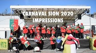 ✨ CARNAVAL SION 2020 - IMPRESSIONS PLACE DE LA PLANTA