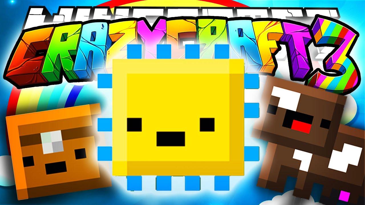 Minecraft crazy craft 3 0 legendary pufferfish pet for Crazy craft 3 0 server