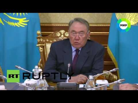 Kazakhstan: President condemns Almaty shootings as an act of terrorism