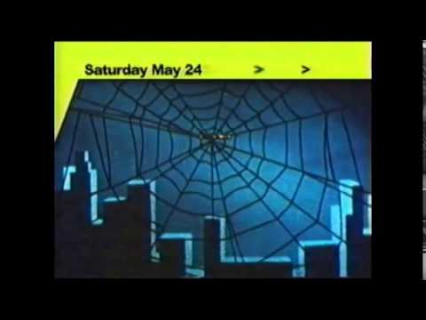 ABC Family Super Hero Promos 2003