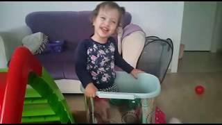 Lİdya Ece Evde Saklambaç Oynuyor Hide and seek | funny videos
