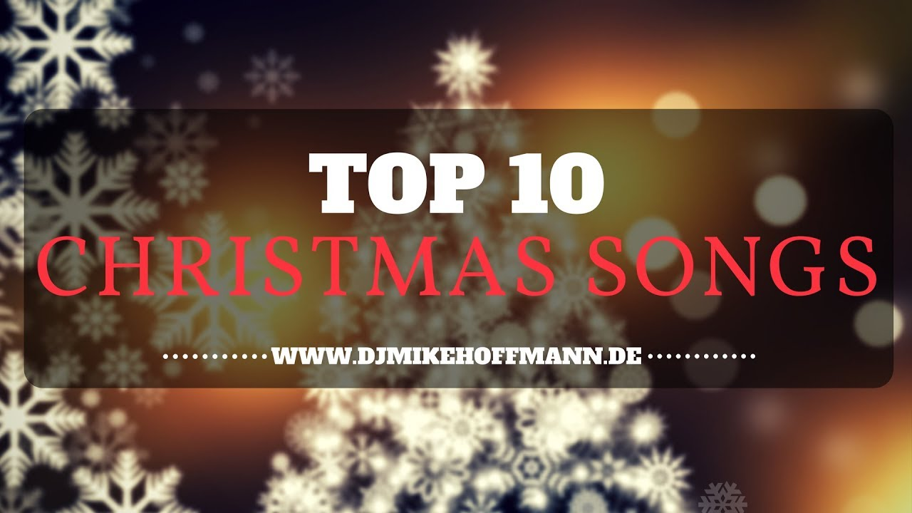 Top 10 Christmas Songs 2018 | Weihnachts Hits 2018 ⛄ - YouTube