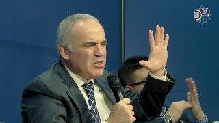 Путин убедил Запад бороться с ним: Гарри Каспаров