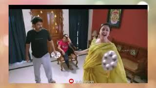 Rekkai thulirtha whatsapp status kaatrin mozhi   jyothika