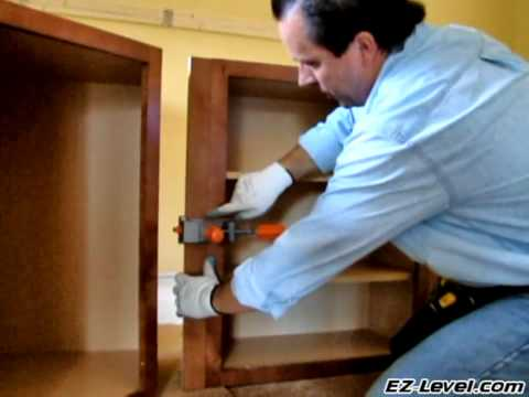 How To Install Wall Cabinets (Part 3 of 4)