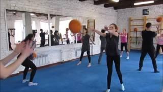 Тренировка по боксу (09.04.17)