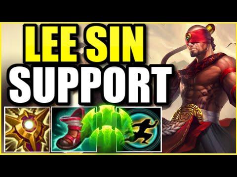 WAIT… IS LEE SIN SUPPORT ACTUALLY GOD-TIER IN SEASON 11?! – League of Legends