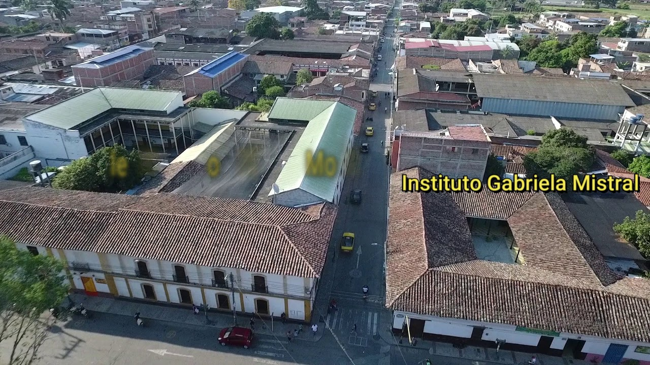 Municipio de El Cerrito Valle del Cauca - YouTube