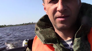Рыбу Ловили На Дергача На Белом Море!!!