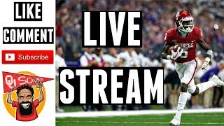 🏈LIVE STREAM: TOP 25 RICHEST COLLEGE FOOTBALL PROGRAMS IN 2018