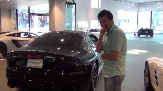 Maserati GranTurismo MC Start up, Rev up, and test drive!