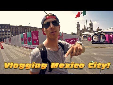 Mexico city on a BEACHCRUISER- #cycling Mexico