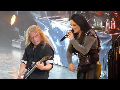 Nightwish - Last Ride of the Day (15.03.2012, Crocus City Hall, Moscow, Russia)