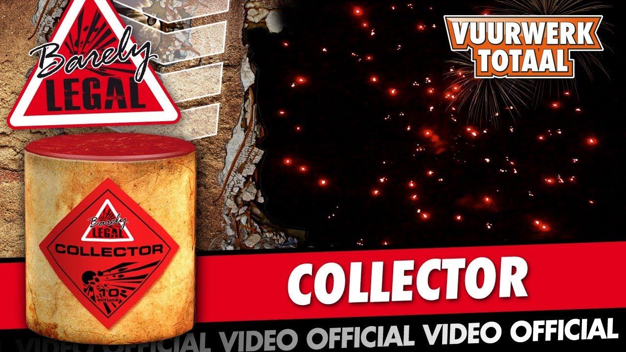 Collector Barely Legal Vuurwerk Vuurwerktotaal Official Video