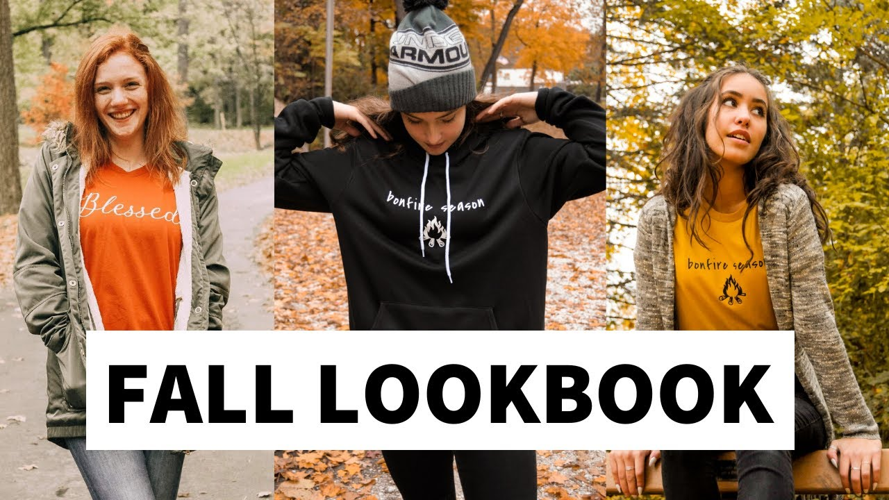 [VIDEO] - HOW TO STYLE FALL OUTFITS 2019 || Thanksgiving Outfit Ideas 2019 || CLOTHED IN BLESSINGS 4
