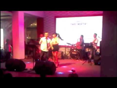 Ghea Idol - Dendy Mikes - Indonesia Pusaka - T en T Music Project JavaJazzFestival 2013
