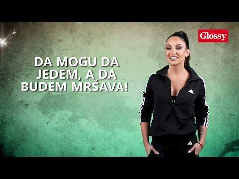 GLOSSY LIČNO Katarina Živković: Muškarac mora da ima GIPSANE LAVOVE na kapiji, NA TO PADAM!