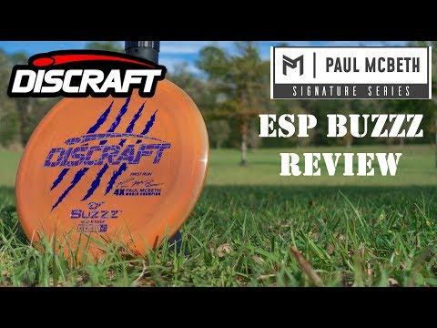 Discraft: Paul McBeth | ESP Buzzz Review
