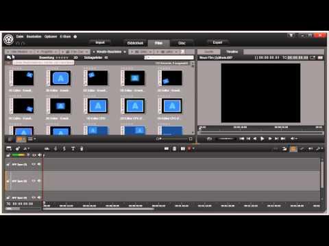 Register verwenden in Pinnacle Studio 16 und 17 Video 31 von 114