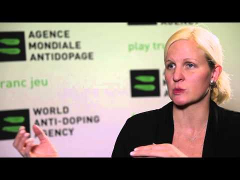 WADA Talks - Kirsty Coventry