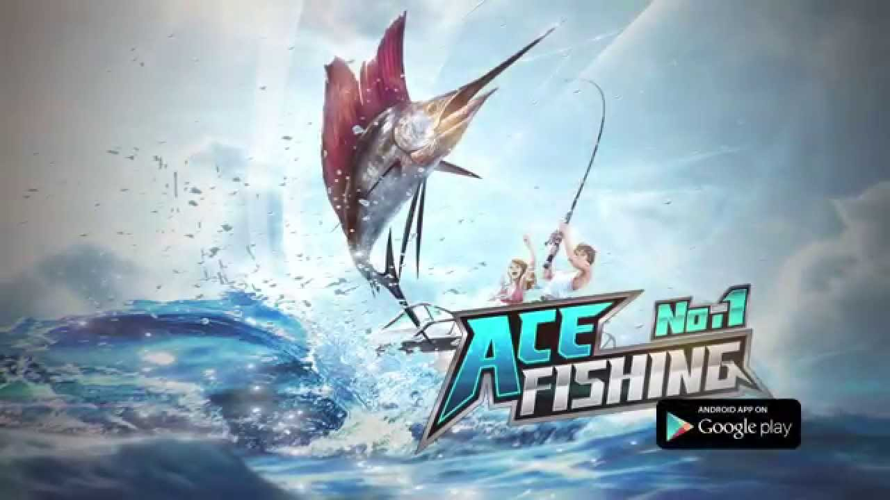 Ace Fishing: Wild Catch - Official Trailer [HD]