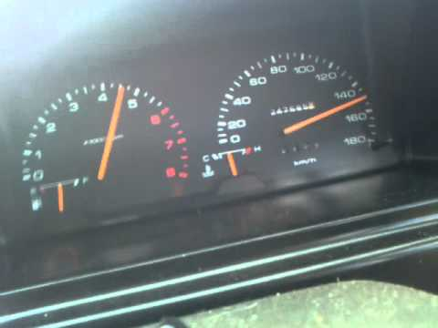 Ford Festiva 1990 Top Speed Youtube