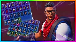 "Before You Buy ""PRODIGY"" - All Skin and Back Bling's Combinations in Fortnite (PLAYSTATION PACK)"