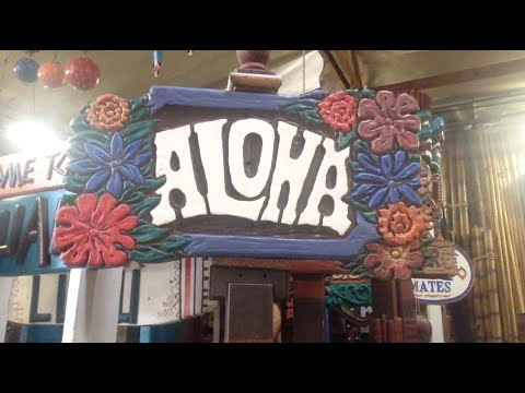 Aloha from Paradise! Oceanic Arts in Whittier